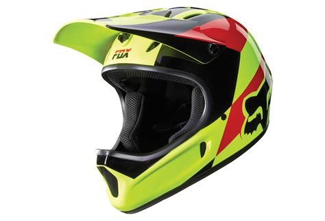 fox helmet fox helmet rampage mako yellow alltricks com