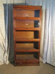Globe Wernicke Bookcase Uk A 5 Stack Oak Globe Wernicke Barristers Bookcase
