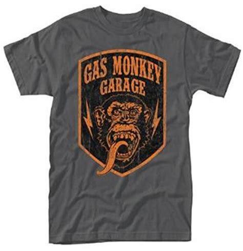 Monkey Garage Shirts by Gas Monkey Garage T Shirt 243005 For Only 163 18 05 At