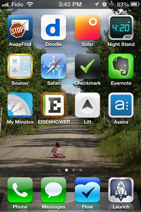 best way to layout iphone screen how to organize your apps and folders on your iphone to