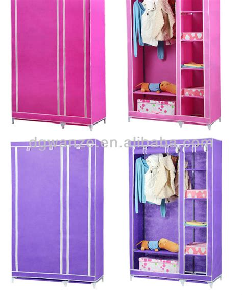 Cheap Fabric Wardrobes by 2017easy Moved Cheap 5 Shelf Sky Blue Easy Assemble Fabric
