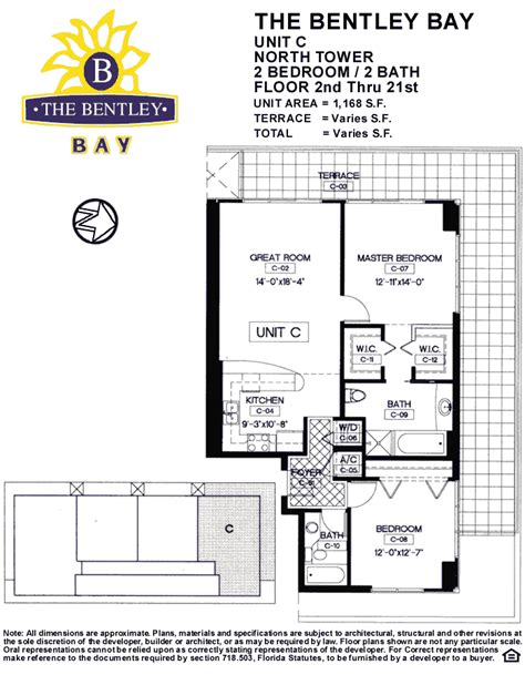 bentley floor plans bentley bay miami beach condos for sale rent floor plans