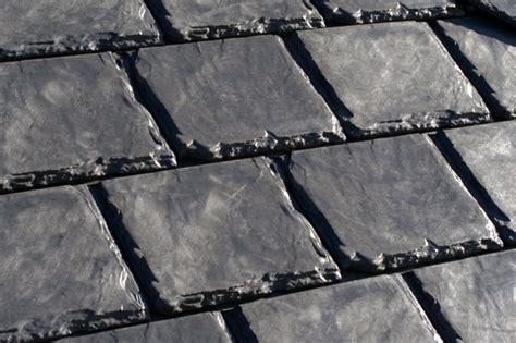 Rubber Roof Tiles Euroshield Eco Friendly Roof Shingles Made From Recycled Tires Inhabitat Green Design