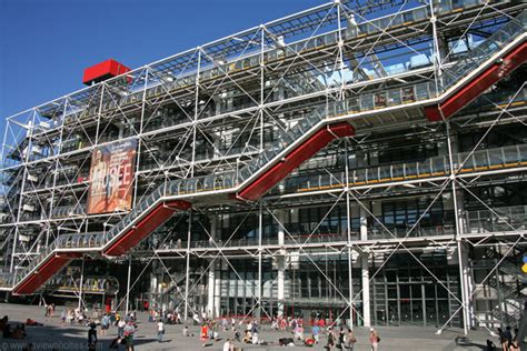 Rogers Centre Floor Plan centre pompidou paris pictures