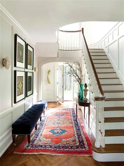 colonial foyer 17 inviting foyers and entryways the study