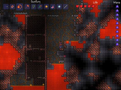 Terraria Chandelier Terraria Chandelier Chandelier Official Terraria Wiki Terraria To The Destroyers Part 3
