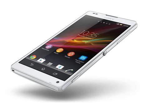 Hp Android Sony Xperia Zl sony xperia zl android phone gadgetsin