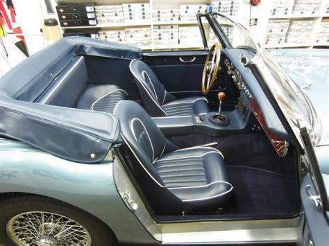 car upholstery austin 1965 austin healey mk3000 bj8 gallery pauls custom