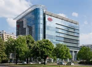 kia motors european headquarters frankfurt 2007