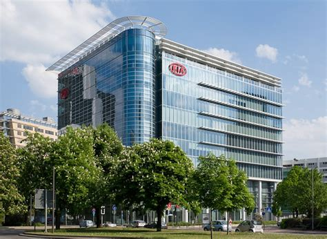 Where Is Kia Headquarters Kia Motors European Headquarters Frankfurt 2007