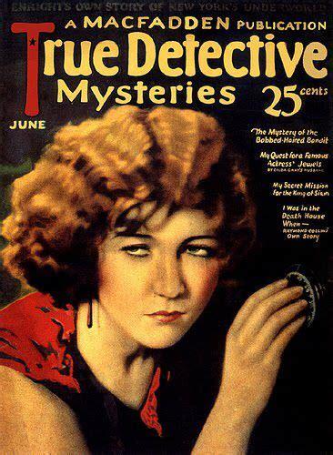 S Gw8 H by 87 Best Pulp True Detective Crime Stories Images On