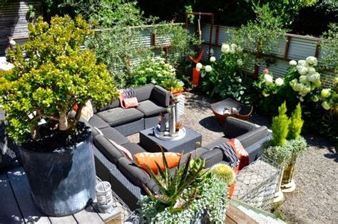 Two Level Backyard Landscaping Ideas by Two Practical Ideas For A Split Level Garden Toronto Gardens