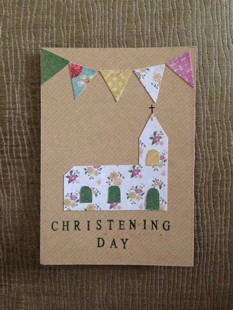 christening card ideas to make best 25 baby christening gifts ideas on