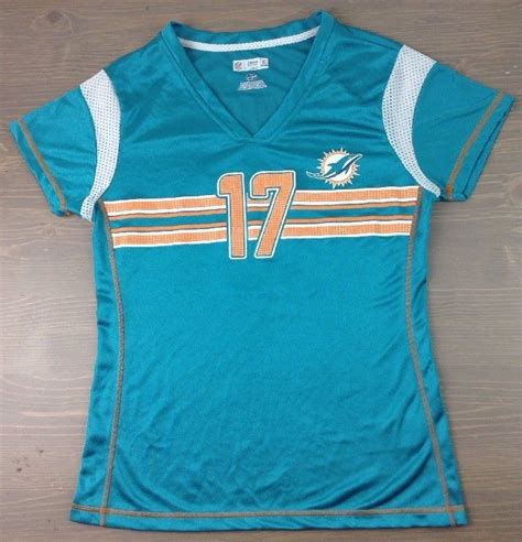 miami dolphins fan gear miami dolphins jersey small womens ryan tannehill 17 nfl