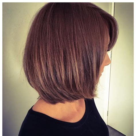 Layered Hairstyles For Thick Hair by Shoulder Length Bob Haircuts For Thick Hair Haircuts