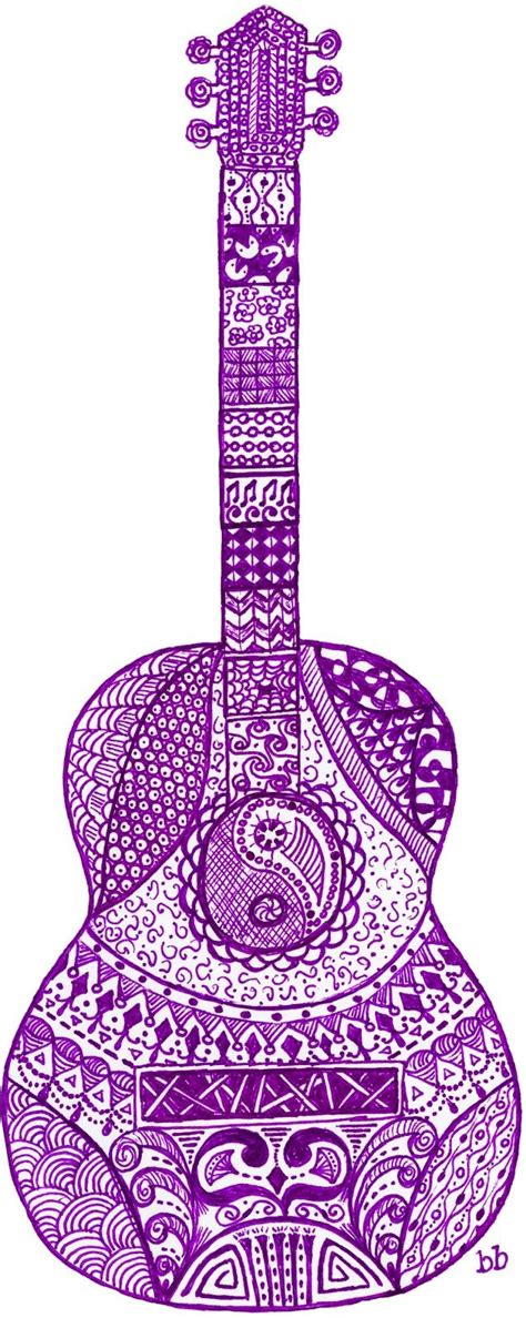 doodle guitar pin by tatum starnes on keep calm be artistic