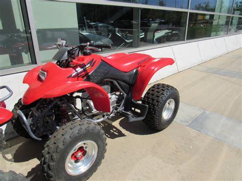2004 honda sportrax 250ex 2004 honda sportrax 250ex for sale irvine ca 20807