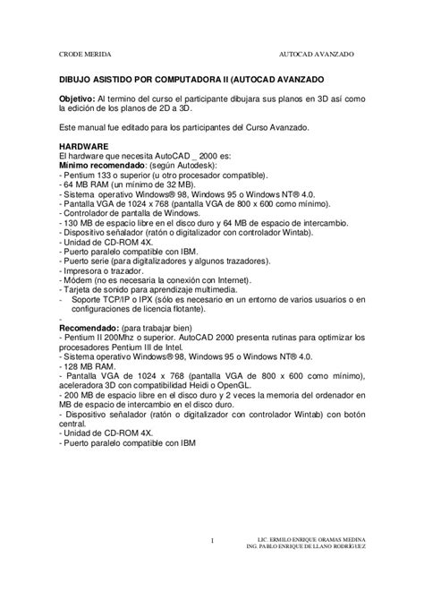 tutorial basico autocad 2007 español pdf manual de autocad 2007 towertopp