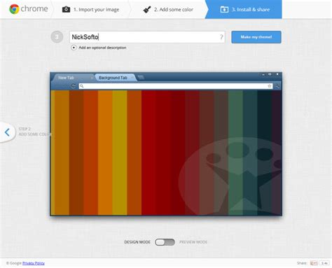 theme chrome for windows 7 my chrome theme free download