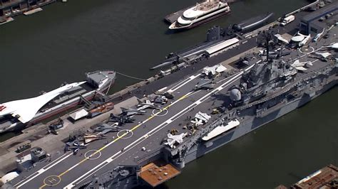 uss intrepid air sea space museum hd walls find wallpapers museum new york city usa rm video 527 165 693 in hd