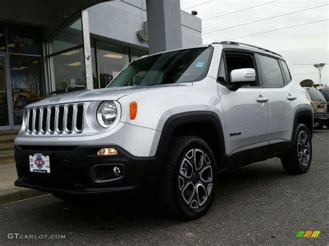 jeep metallic 2015 glacier metallic jeep renegade limited 4x4 102469466