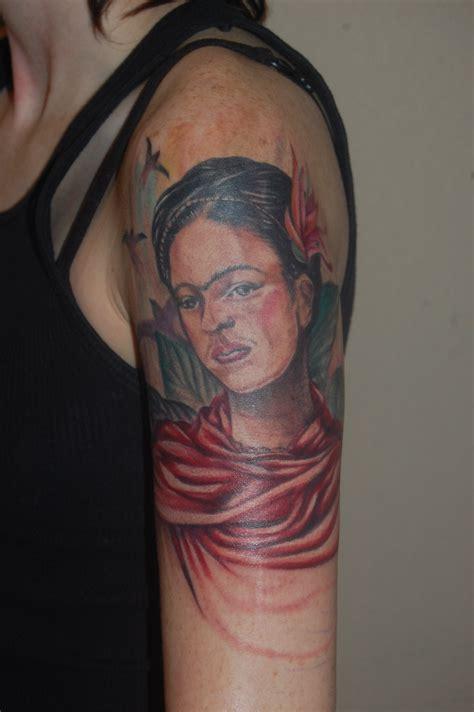 frida kahlo tattoo cool tattoos designs