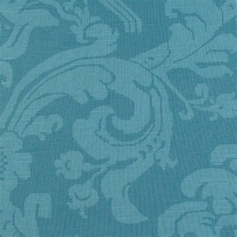 Blue Damask Upholstery Fabric by Damask Turquoise Upholstery Fabric Traditional
