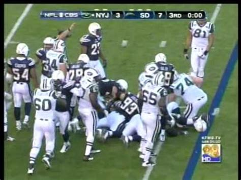 chargers jets jets vs chargers afc playoffs 2010