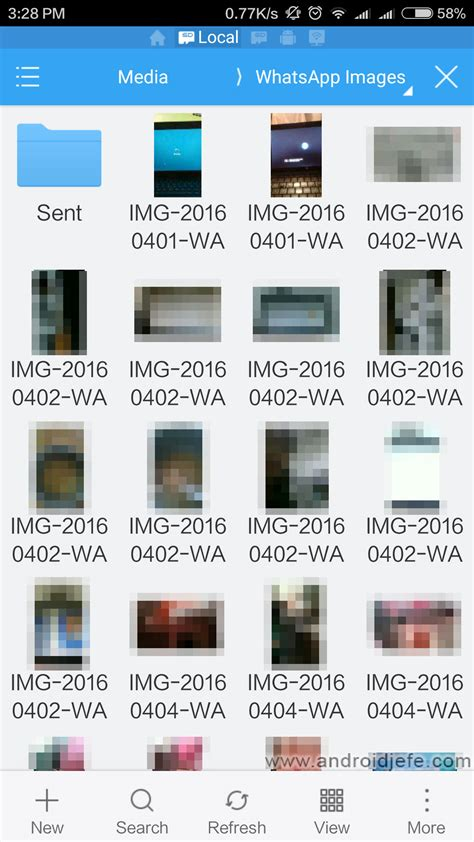 imagenes whatsapp borrar borrar im 225 genes de whatsapp que no sirven android jefe