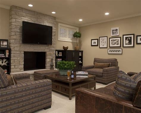 1000 ideas about small basement remodel on