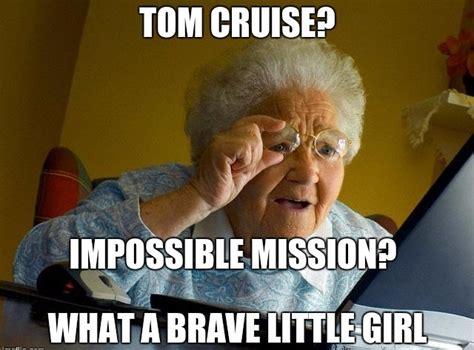 Meme Mission Impossible
