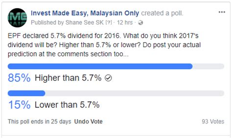 contributors expecting higher epf dividend says mtuc invest made easy for malaysian only epf dividend rate