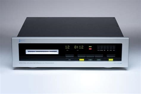 spectral audio spectral unveils the sdr 4000sl master cd processor