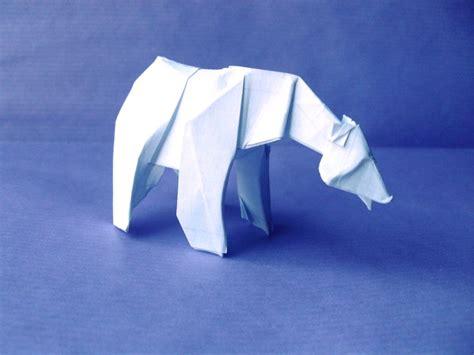Origami Polar - origami polar by orestigami on deviantart