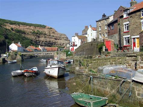 Cottage Staithes by Staithes Photos