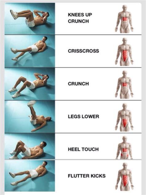 best mid section ab exercises full ab workout trusper