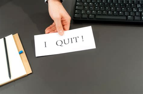 How To Convince Employers You Ll Stay With An Mba by Thinking Of Quitting Here S How Your Employer Should