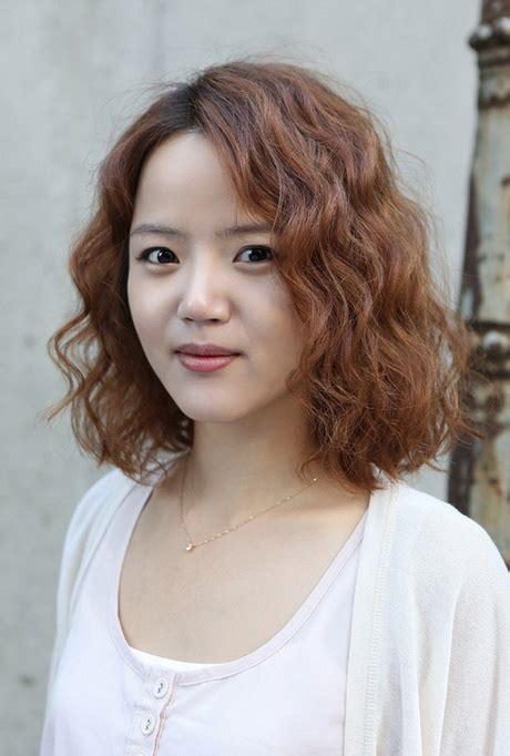 curly hairstyles asian asian curly hairstyles