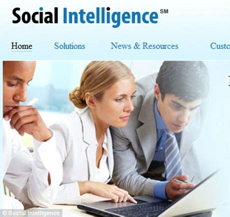 Social Intelligence Background Check How Anything You Ve Said On The Could Be Seen By Employers As Government