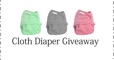Diaper Giveaways - i heart pears buttons cloth diapers giveaway
