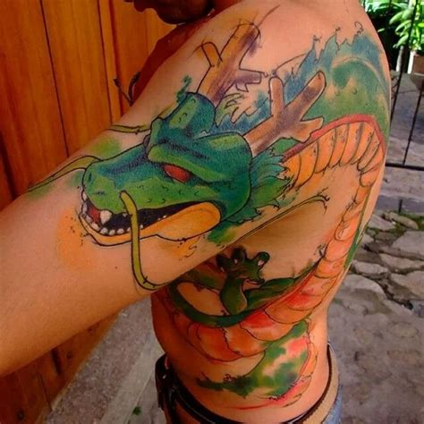 dragon ball tattoo designs 101 best tattoos images on ideas
