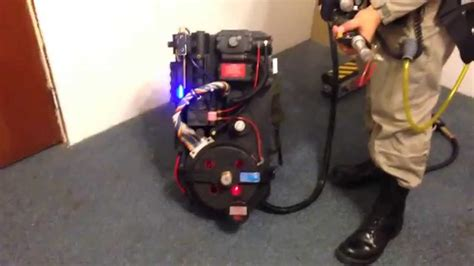 Buy Proton Pack by Ghostbusters Proton Pack Ghost Trap Demo With E Cig