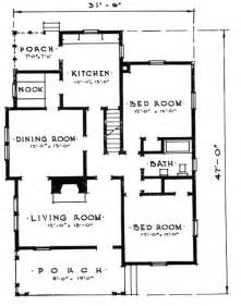 Floor Plans For Small Houses Small Home Plan House Design Small House Plans