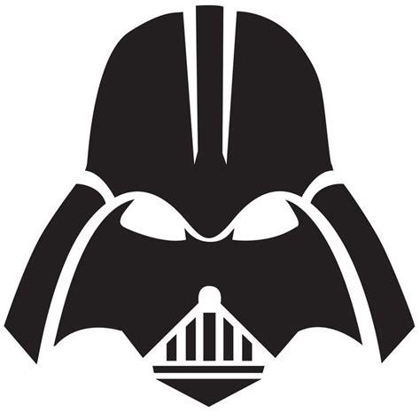 Darth Vader Pumpkin Template by Darth Vader Mask Free Wars Pumpkin Templates