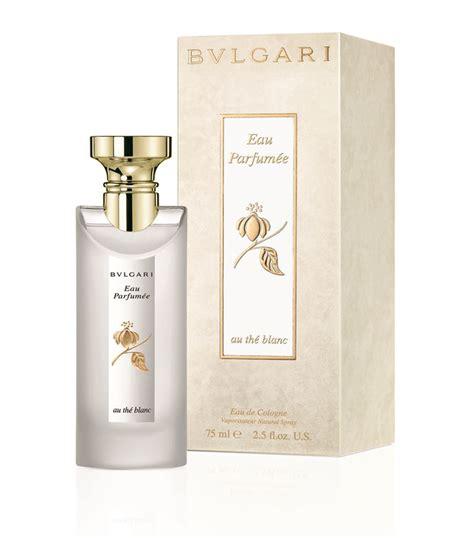 Bvlgari White Parfum bvlgari eau parfum 233 e au th 233 blanc edc 75ml harrods