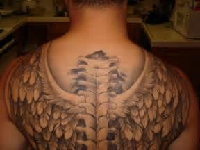 wings tattoos for men info