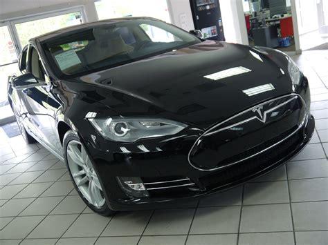 Base Model Tesla Used 2014 Tesla Model S Base Marietta Ga