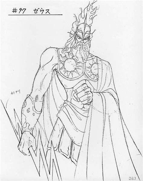 imagenes de dios zeus para dibujar dioses zeus