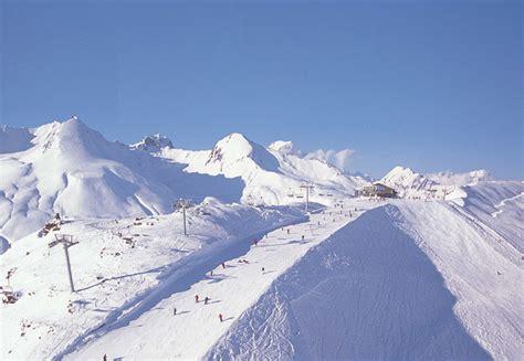 Station de ski La Rosière Alpes du Nord Savoie Vacances