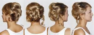 hochsteckfrisuren fuer kurze bis mittellange haare brautfrisuren und hochsteckfrisuren f 252 r kurze haare